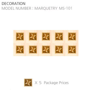MARQUETRY MS-101