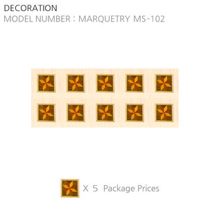 MARQUETRY MS-102