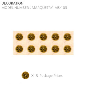 MARQUETRY MS-103