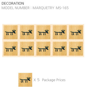MARQUETRY MS-165