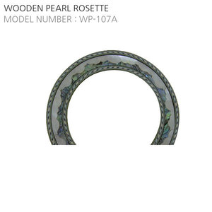 PEARL ROSETTE  WP-107A