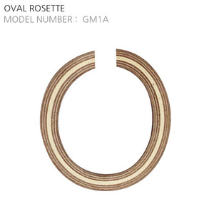 OVAL ROSETTE GM-1A